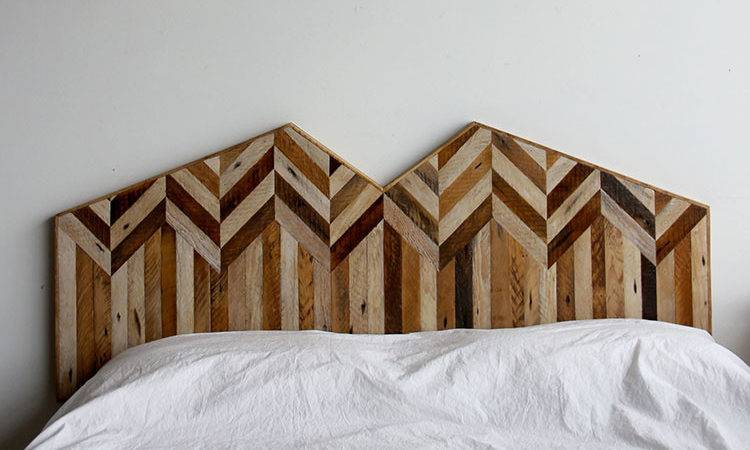 Rustic Inspired Headboards Mountainmodernlife