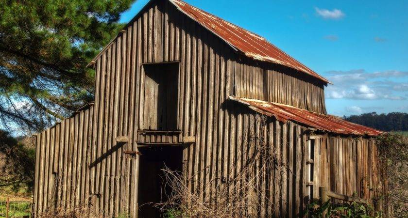 Rustic Old Barn Denjw Galleries Digital Photography