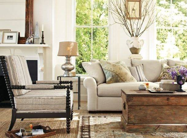 Rustic Pottery Barn