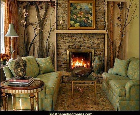 Rustic Themed Bedroom Old Western Decorating Ideas