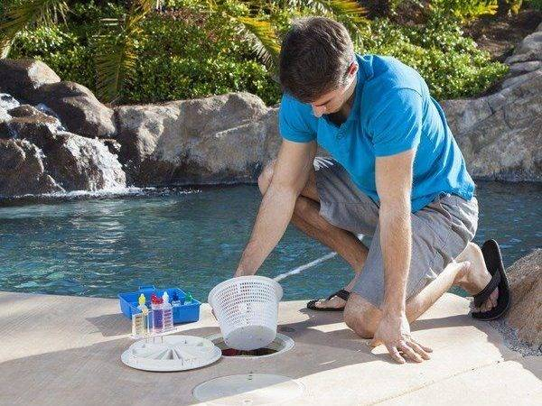 Salt Water Pool Maintenance Keep Your Perfect