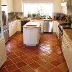 Saltillo Kitchen Floor Tile Rustico