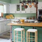 Sample Shaped Kitchen Design Afreakatheart