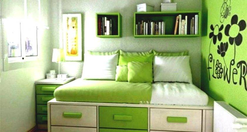 Save Space Small Kids Bedroom Simple Design Tips