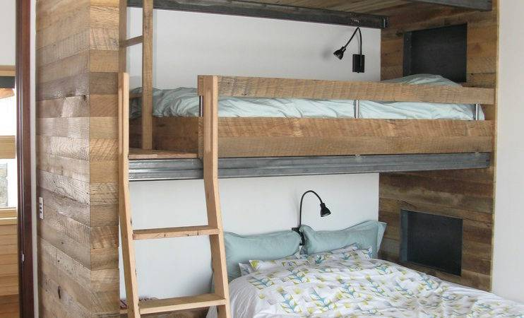 Saving Space Staying Stylish Triple Bunk Beds