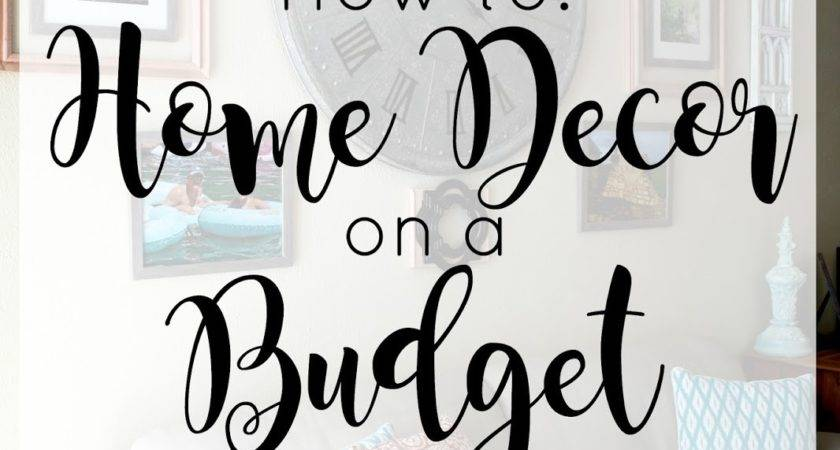 Savvy Southern Belle Home Decor Budget Living Room