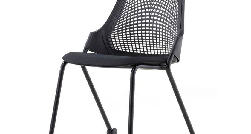 Sayl Side Chairs Seating Stacking Chair Herman Miller