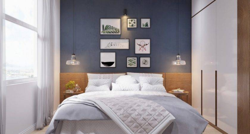 Scandinavian Bedroom Ideas Small Apartment Round