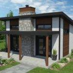 Scandinavian House Plan Drummond Plans