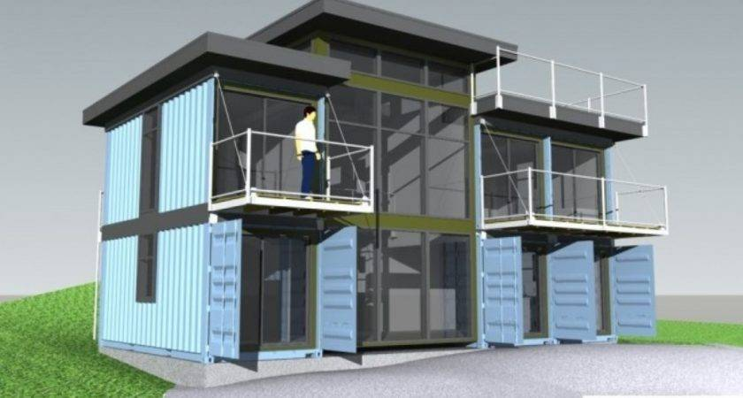 Sea Can Homes Container House Design