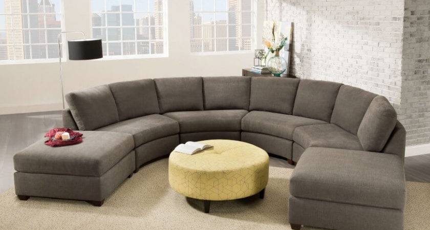 Sectional Sofa Design Amazing Small Curved