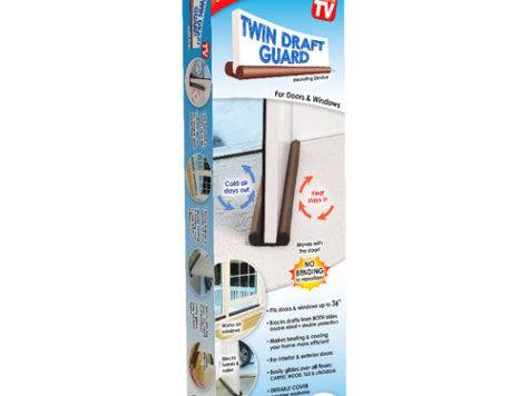 Seen Twin Draft Door Guard Pack