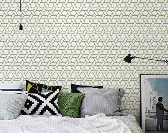 Self Adhesive Vinyl Temporary Removable Wall Decal