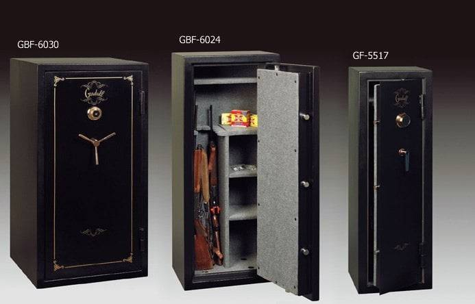 Sell New Used Safes Gun Home Fire