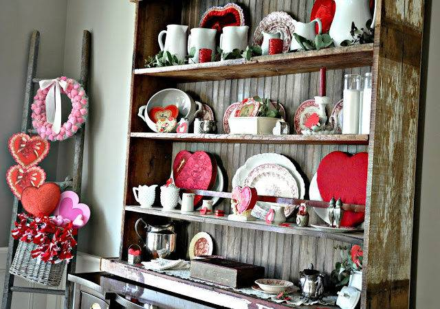 Serendipity Refined Blog Vintage Valentine Day Dining