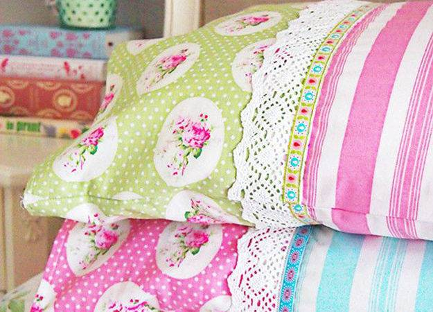 Sewing Projects Home Diy Pillowcase Ideas Joy