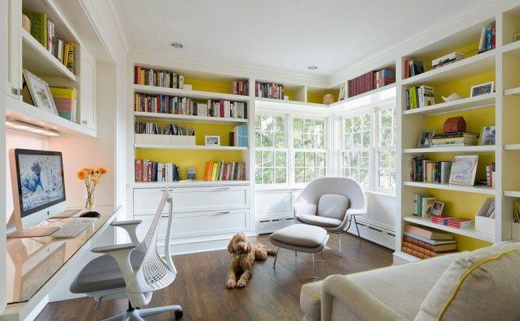 Shabby Chic Home Office Designs Decorating Ideas