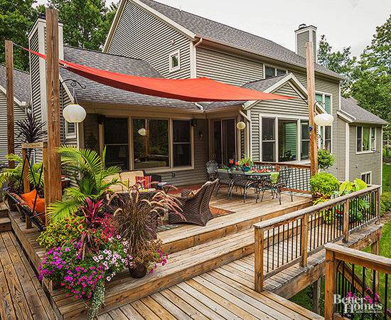 Shade Solutions Outdoor Rooms