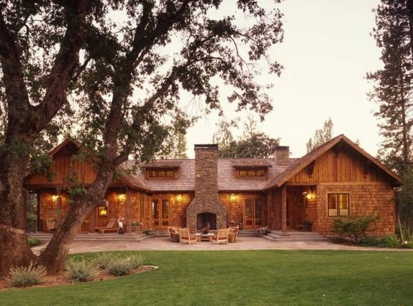 Shaped Ranch Home Ideas Stunning House