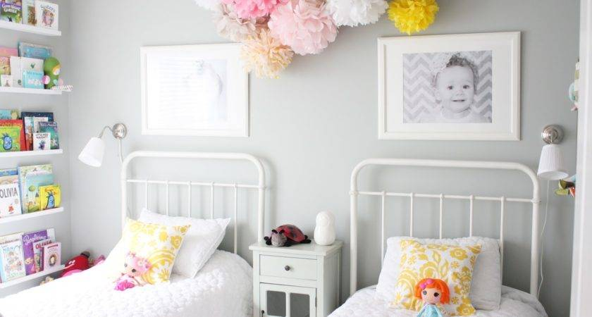 Shared Girls Bedroom Ideas Decosee
