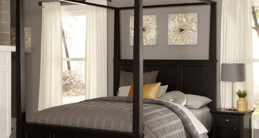 Sheer Drapes Canopy Beds Latest Jute Bed