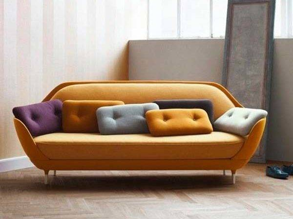 Shell Like Sofa Offers Unique Seating Experience Favn