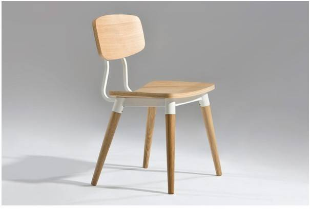 Shipping Ash Wood Dining Chair Chairs