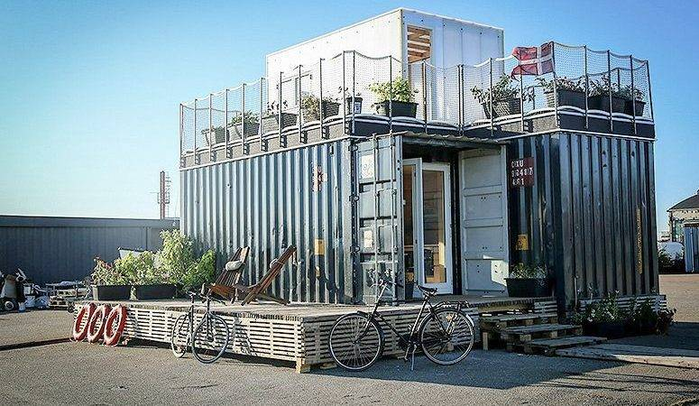 Shipping Container Could Your Next Apartment
