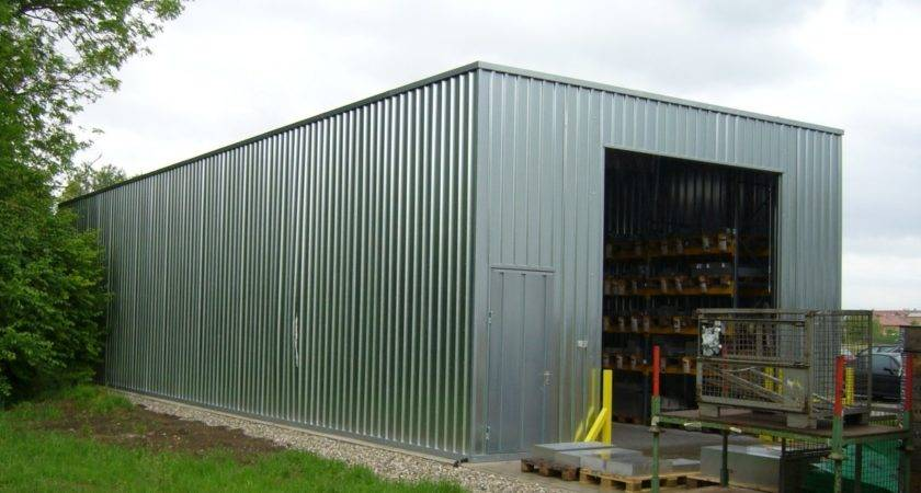 Shipping Container Garage Plans