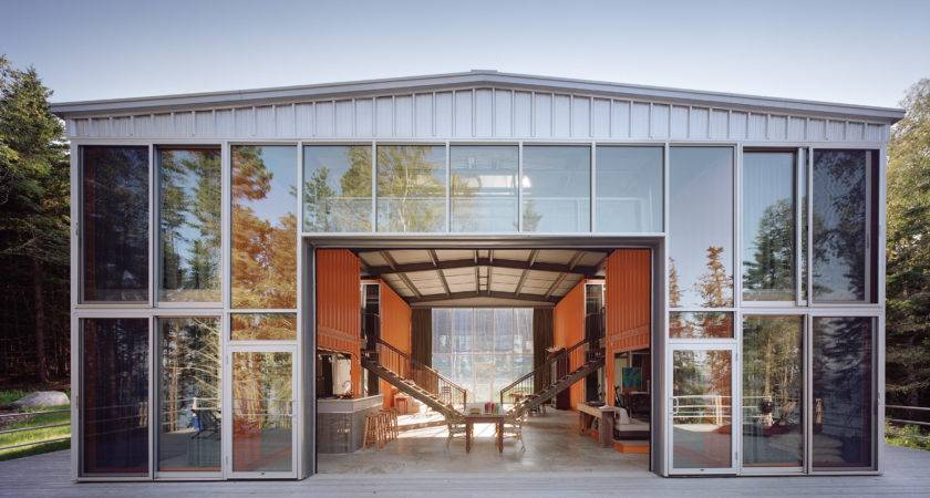 Shipping Container Home Today