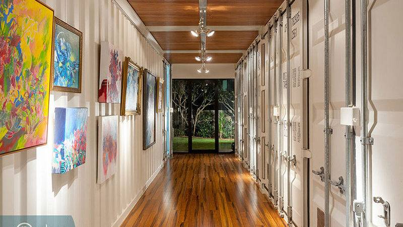 Shipping Container Home Zieglerbuild Queensland