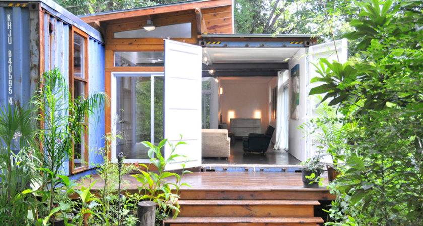 Shipping Container Homes August
