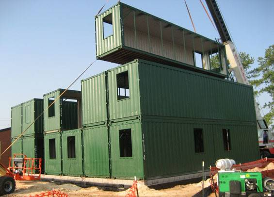 Shipping Container Homes Construction Designs Plans
