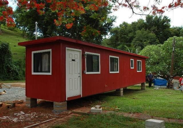 Shipping Container Homes Hawaii Single Housing