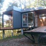 Shipping Container Homes House James River