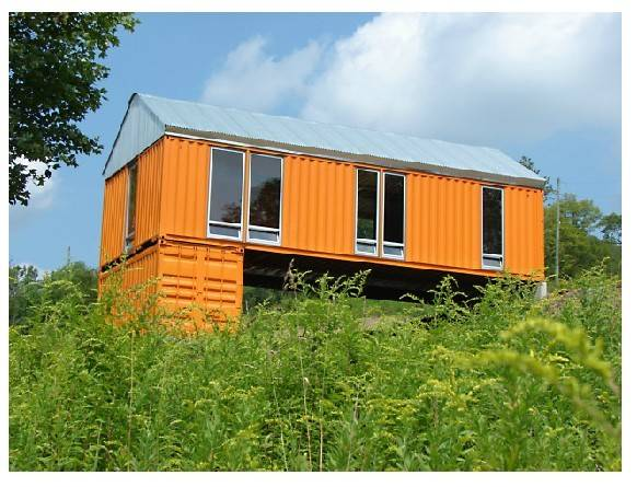 Shipping Container Homes June