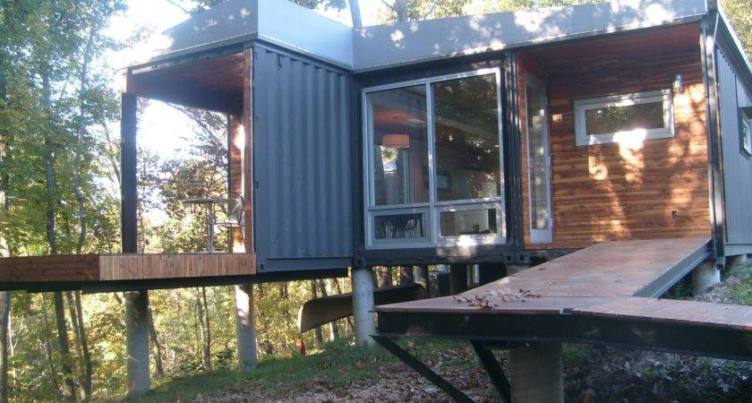 Shipping Container Homes May