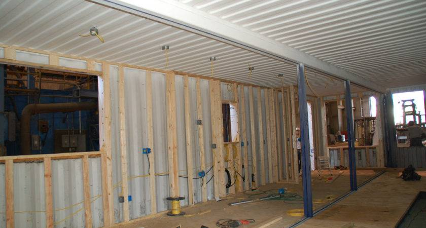 Shipping Container Homes November