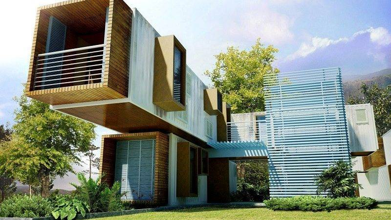Shipping Container Homes Pinterest