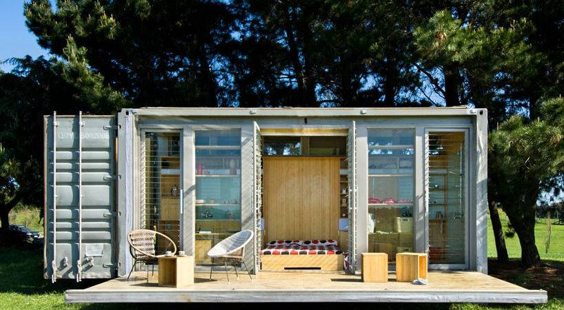 Shipping Container Homes Portable