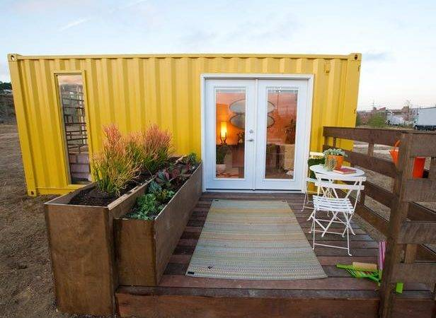 Shipping Container Homes September