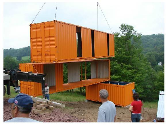 Shipping Container Homes Tim Steel Structures