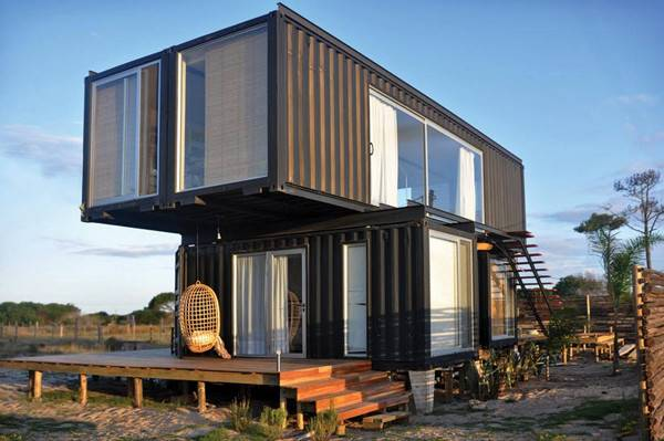 Shipping Container House Benefits