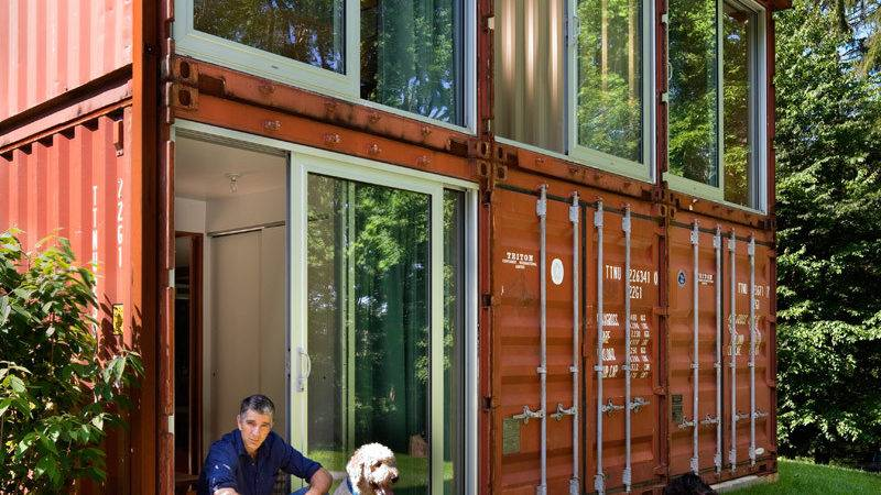 Shipping Container House Home Design