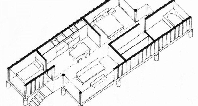 Shipping Container House Plans Design
