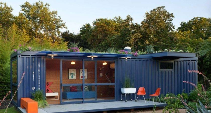 Shipping Container Modular Homes House Design