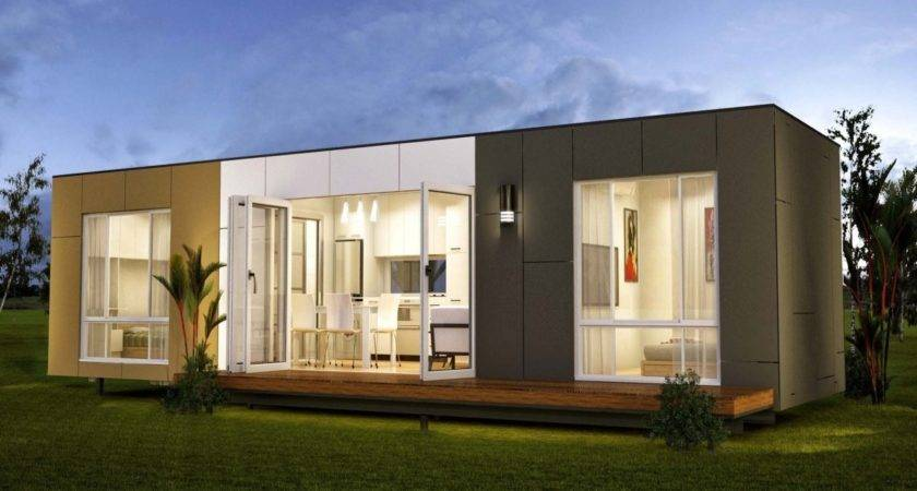 Shipping Container Modular Homes Prefab