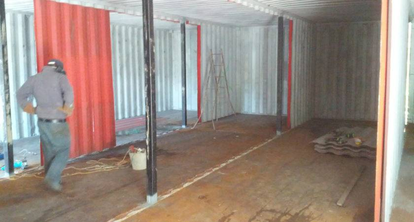 Shipping Container Underground Construction Plans Joy