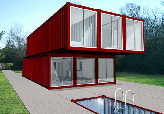 Shipping Containers Homes Container