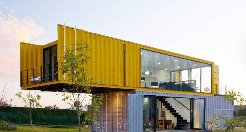 Shipping Containers Prefab Plus Guests